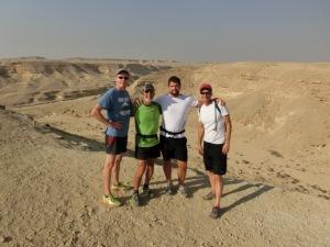 Fancy a run in the desert?